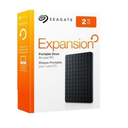 EXTERNAL HDD – SEAGATE 2TB...