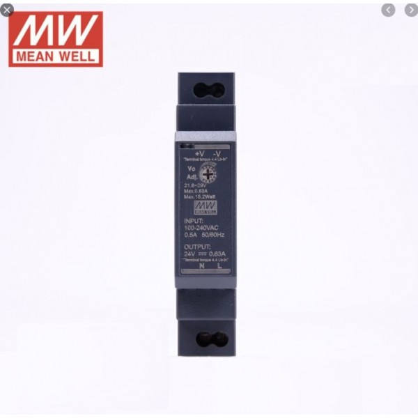 MEAN WELL 15W Single Output...